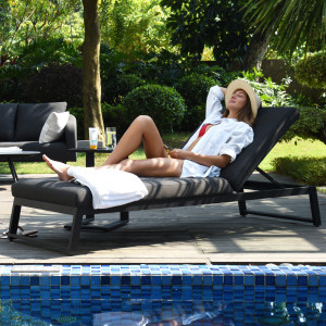 Sunloungers and Daybeds