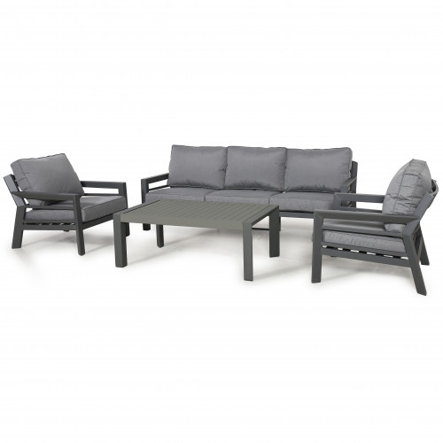New York 3 Seat Sofa Set