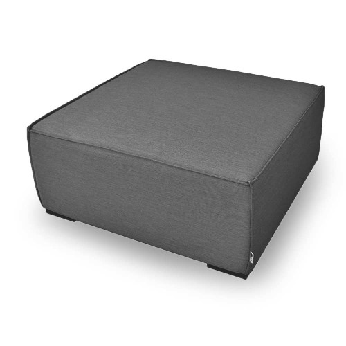 Apollo Footstool / Flanelle
