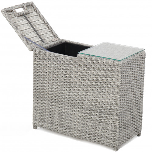 Ascot Ice Bucket Side Table