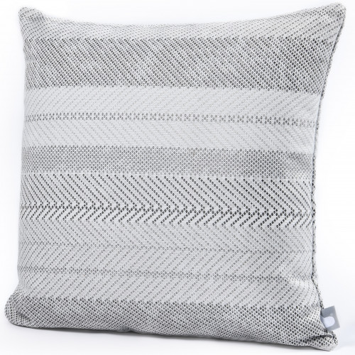 Fabric Scatter Cushion (Pack of 2) / Bora Bora Grey