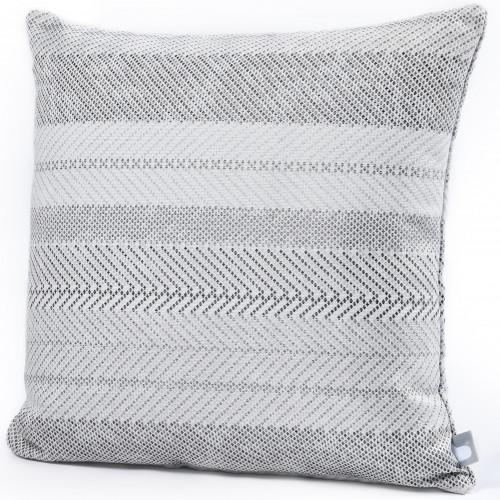 Fabric Scatter Cushion (Pack of 2) / Bora Bora Grey