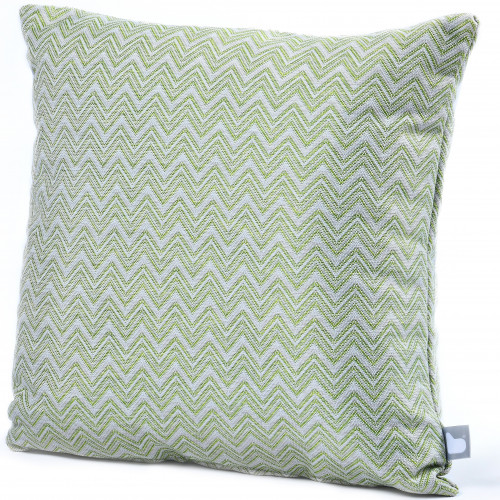 Fabric Scatter Cushion (Pack of 2) / Polines Green