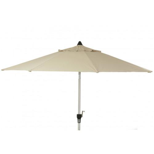 Parasol Round 3m Beige