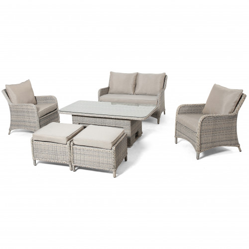 Cotswold 2 Seat Sofa Dining with Rising Table
