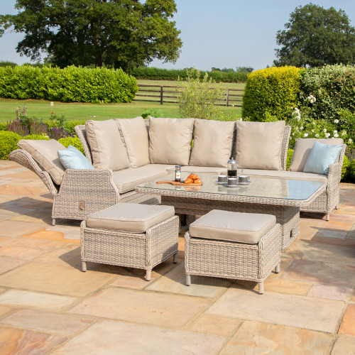 Cotswold Reclining Corner Dining with Rising Table & Chair
