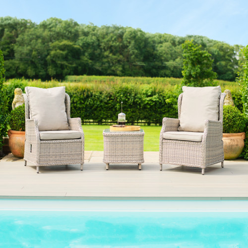Cotswold Reclining 2 Seat Lounge Set