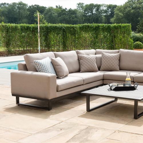Ethos Corner Sofa Group / Taupe