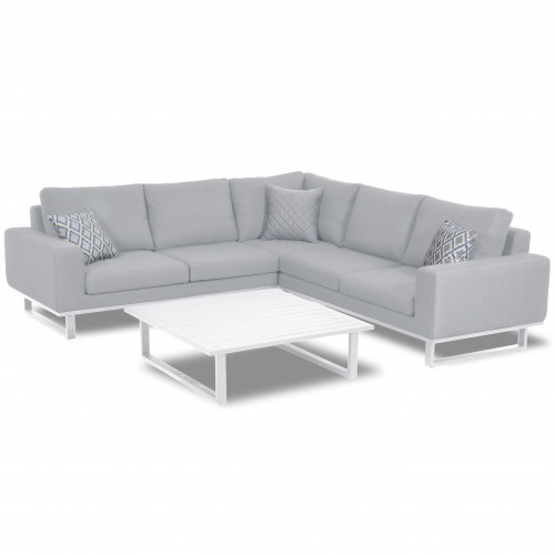 Ethos Corner Sofa Group / Lead Chine