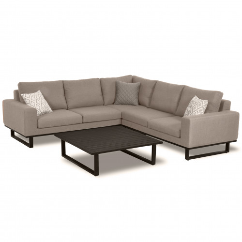 Ethos Corner Sofa Group / Taupe