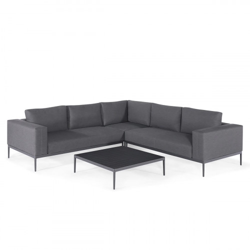 Eve Corner Sofa Group / Flanelle