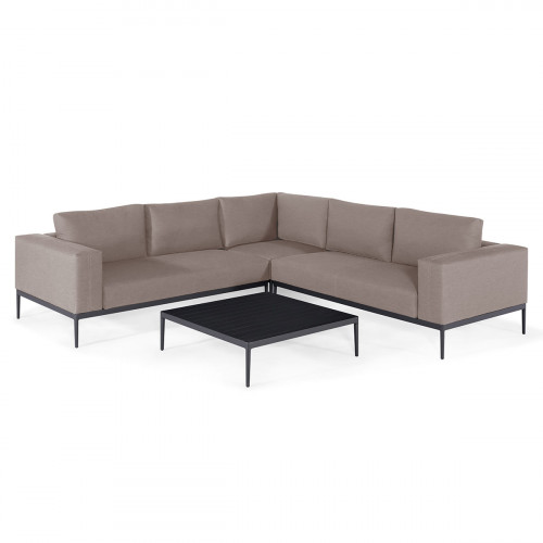 Eve Corner Sofa Group / Taupe