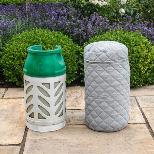 Fabric 10KG Gas Bottle Cover / Lead Chine