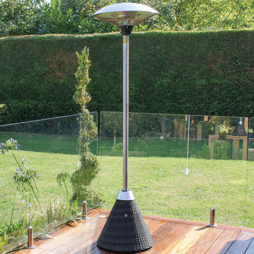Patio Heater Large / Grey