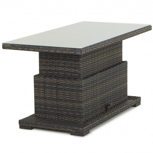Rising Table (Gas Lift) / Brown