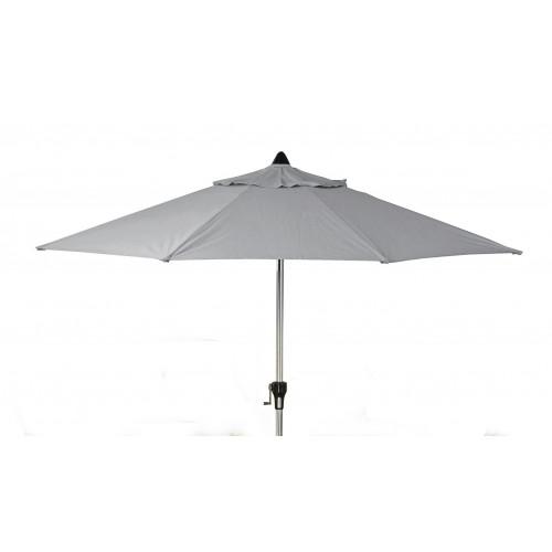 Parasol Round 2.7M Grey