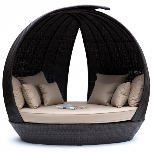 Lotus Daybed / Brown