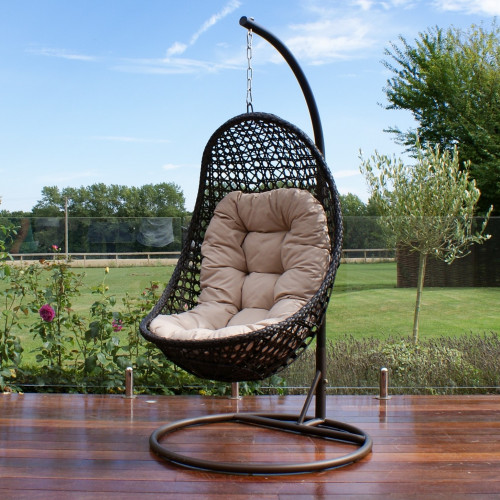 Malibu Hanging Chair / Brown