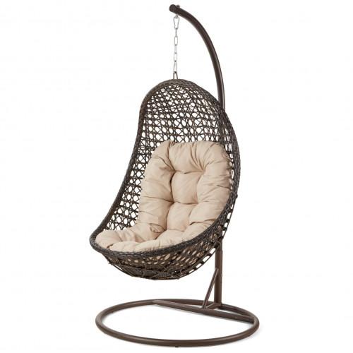 Malibu Hanging Chair / Brown
