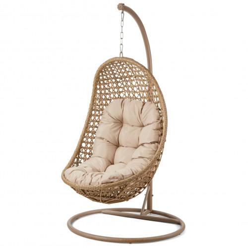 Tuscany Malibu Hanging Chair / Natural