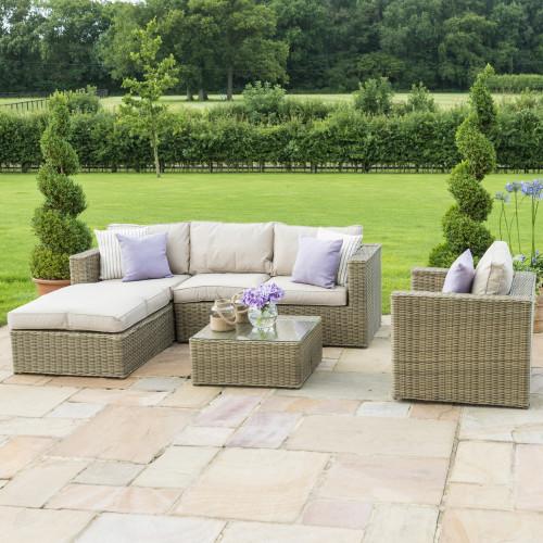 Winchester Chaise Sofa Set