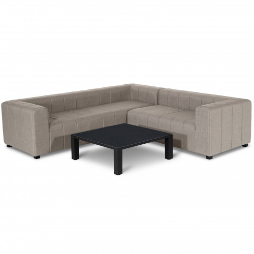 Nexus Corner Sofa Group / Taupe