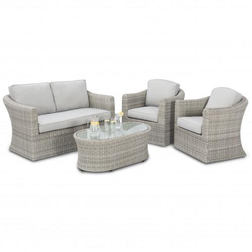 Oxford 2 Seat Sofa Set