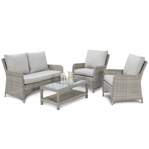 Oxford Heritage Square Sofa Set