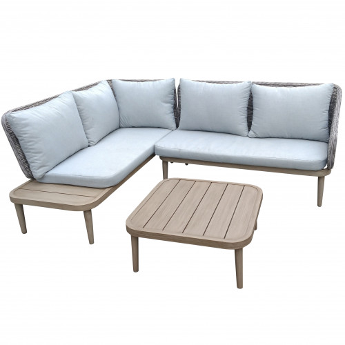 Paris Deluxe Corner Sofa Set