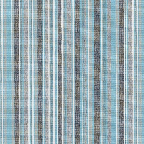 Taze Sun Lounger / Flanelle Grey + Porto blue