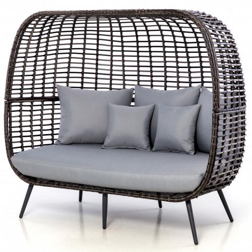 Riviera Sofa / Grey