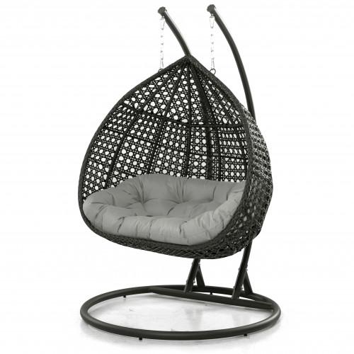 Rose Hanging Chair / Grey