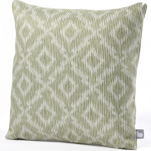 Fabric Scatter Cushion (Pack of 2) / Santorini Green