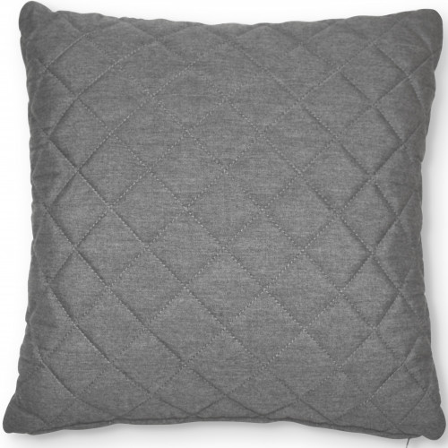Fabric Scatter Cushion Quilted (Pack of 2) / Flanelle