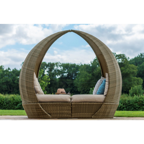 Tuscany Tulip Daybed / Natural