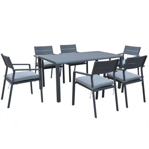 Verona 6 Seat Dining Set
