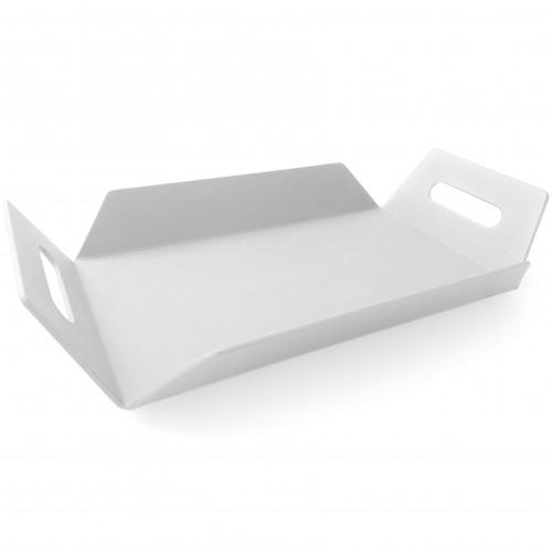 Aluminium Tray / White