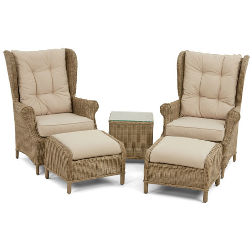 Winchester High Back Lounge Set